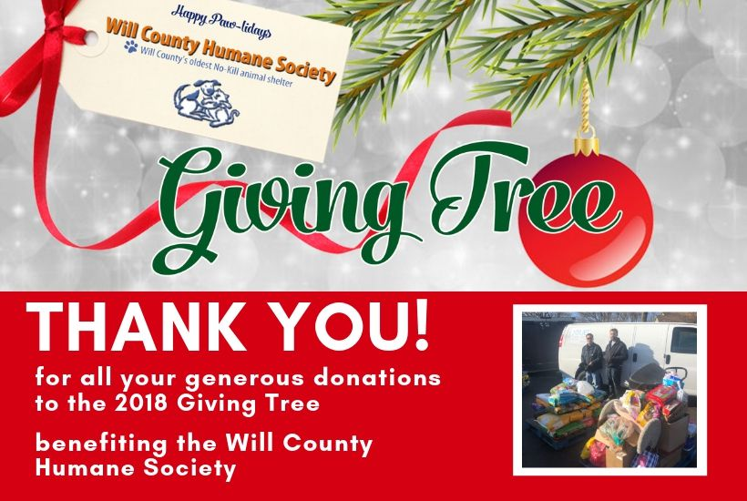 Thank You! Giving Tree