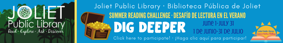 Summer Reading June 1-July 31