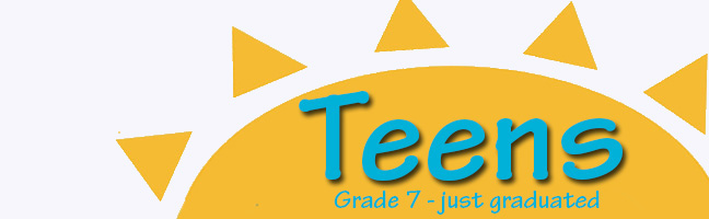 Teens Registration