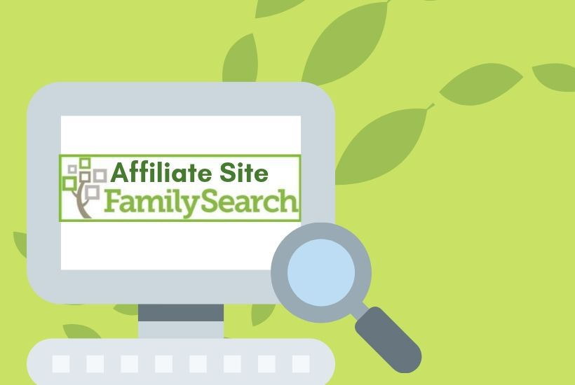 FamilySearch Affiliate