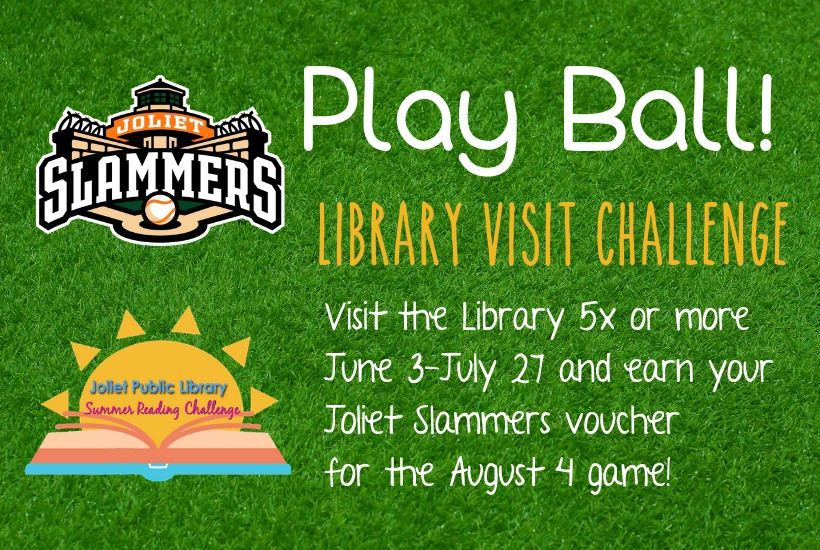 Play Ball Library Visit Challenge